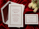 Greek Wedding Invitations